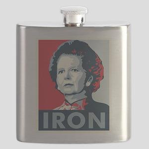Margaret Thatcher Flask