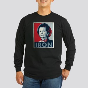 Margaret Thatcher Long Sleeve T-Shirt