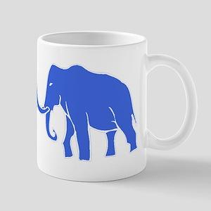 Blue Mammoth Mugs
