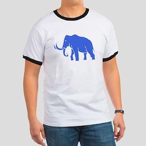 Blue Mammoth T-Shirt