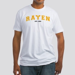 Rayen Arch - Est. 1866 Fitted T-Shirt