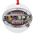 WooFPAK Heroes Emblem Ornament