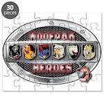 WooFPAK Heroes Emblem Puzzle