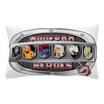 WooFPAK Heroes Emblem Pillow Case