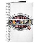 WooFPAK Heroes Emblem Journal