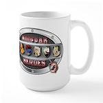 WooFPAK Heroes Emblem Mugs