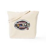WooFPAK Heroes Emblem Tote Bag