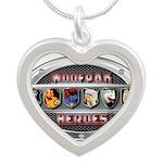 WooFPAK Heroes Emblem Necklaces