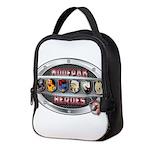 WooFPAK Heroes Emblem Neoprene Lunch Bag