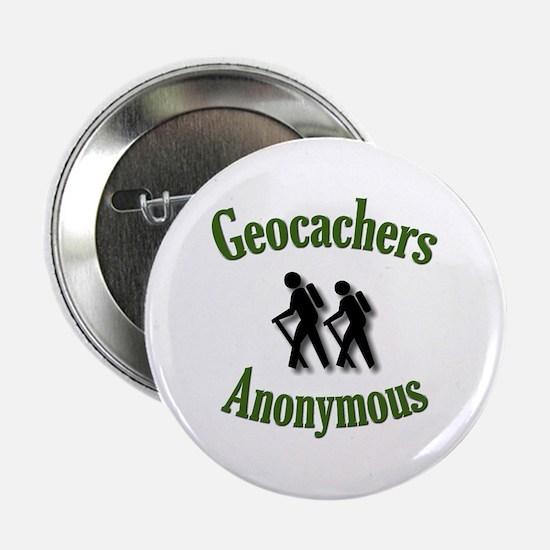 Geocachers Anonymous Button