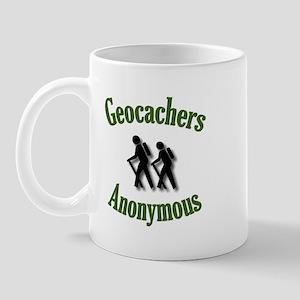 Geocachers Anonymous Mug
