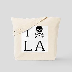'I Hate LA' bag