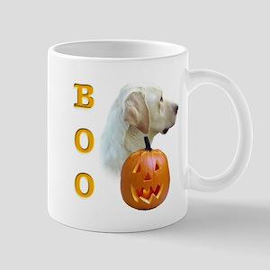 Yellow Lab Boo Mug