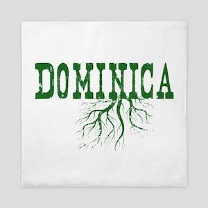 Dominica Roots Queen Duvet