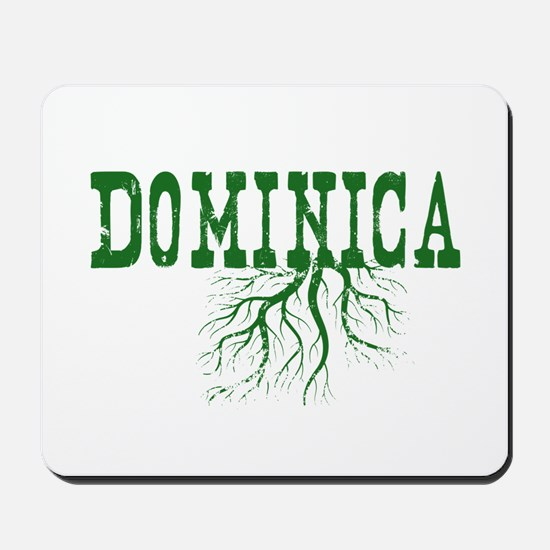Dominica Roots Mousepad