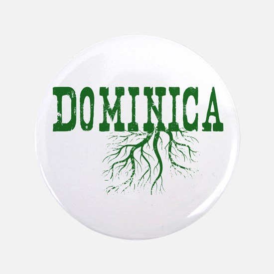 """Dominica Roots 3.5"""" Button"""