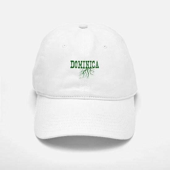 Dominica Roots Baseball Baseball Cap