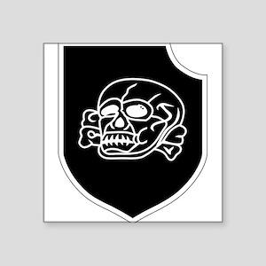 3rd SS Division Totenkopf Sticker