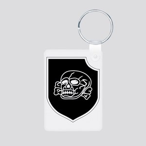3rd SS Division Totenkopf Keychains