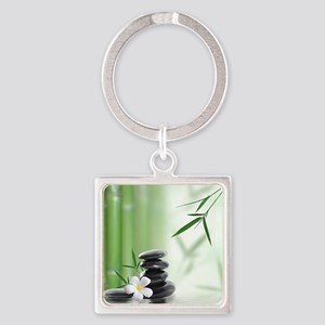 Zen Reflection Keychains