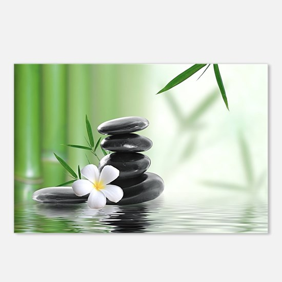 Zen Reflection Postcards (Package of 8)