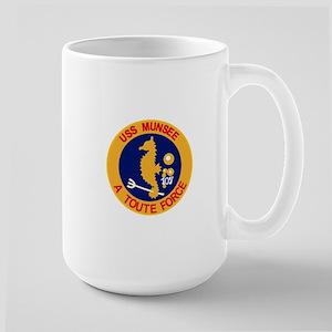 ATF-107 USS Munsee Military Patch Tug Mugs