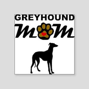 Greyhound Mom Sticker