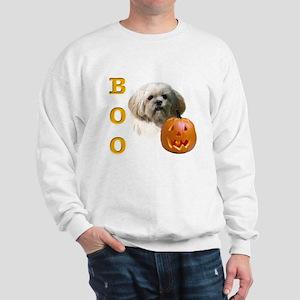Lhasa Apso Boo Sweatshirt