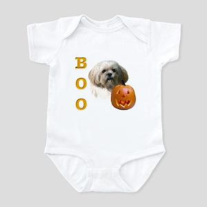 Lhasa Apso Boo Infant Bodysuit