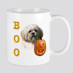 Lhasa Apso Boo Mug