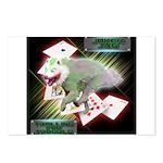 WooFPAK Heroes Joker JAG Postcards (Package of 8)