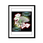 WooFPAK Heroes Joker JAG Framed Panel Print