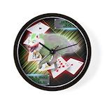 WooFPAK Heroes Joker JAG Wall Clock