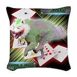 WooFPAK Heroes Joker JAG Woven Throw Pillow