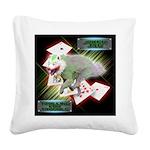 WooFPAK Heroes Joker JAG Square Canvas Pillow