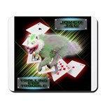 WooFPAK Heroes Joker JAG Mousepad