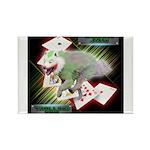 WooFPAK Heroes Joker JAG Magnets