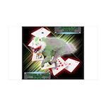 WooFPAK Heroes Joker JAG Wall Decal