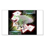 WooFPAK Heroes Joker JAG Sticker