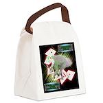 WooFPAK Heroes Joker JAG Canvas Lunch Bag
