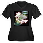 WooFPAK Heroes Joker JAG Plus Size T-Shirt