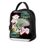WooFPAK Heroes Joker JAG Neoprene Lunch Bag