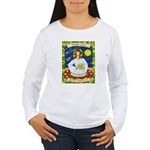 Lady Leo Women's Long Sleeve T-Shirt