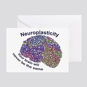 Neuroplasticitya Greeting Cards