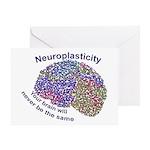 Neuroplasticitya Greeting Cards