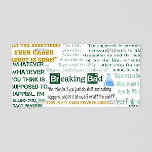 Jesse Pinkman Quotes Aluminum License Plate
