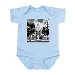 Visit Philadelphia on the PRR Infant Bodysuit