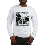 Visit Philadelphia on the PRR Long Sleeve T-Shirt