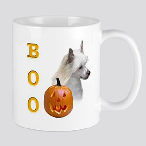 Powder Crested Boo Mug