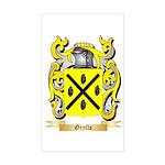 Grylls Sticker (Rectangle)